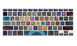 $enCountryForm.capitalKeyWord UK - Silicone Print Keyboard Cover Protector for Macbook (A1369 A1466), Pro 13 15(A1278 A1286), 13 15 Retina(A1502 A1425 A1398)