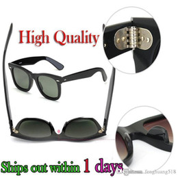 Sun Glasses Black Australia - High Quality Designer Brand sunglasses black Plank Sunglasses glass Lens mens womens Sun glasses Unisex glasses Classic sunglasses With Boxs