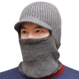 $enCountryForm.capitalKeyWord NZ - Hiking Caps Unisex Couple Winter Warm Scarf Neckerchief Face Mask Collar Hiking Hat Cycling cap Winter Outdoor Sports Hat #2D05