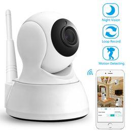 $enCountryForm.capitalKeyWord NZ - Wireless IP Camera Home Security Two Way Audio Baby Monitor HD 720P Camera 1MP Night Vision CCTV WiFi Camera