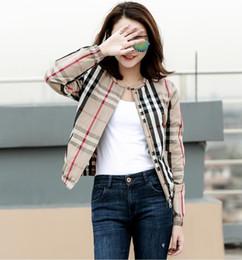 Wholesale solid color windbreaker resale online - Fashion Harajuku Jacket Windbreaker Women Jacket New Fashion coat streetwear coats thin windbreakers hip hop hooded jackets