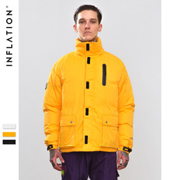 $enCountryForm.capitalKeyWord NZ - New Chao Brand Thickened Heating Standing Neck Down Garment Conventional Loose Men's Down Garment
