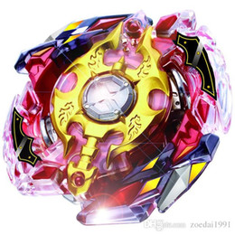 beyblade gyroscope UK - Metal 4D Beyblade Burst Toys Arena Sale Bursting Gyroscope Containing Emitter Hobbies Classic Spinning Top For Children