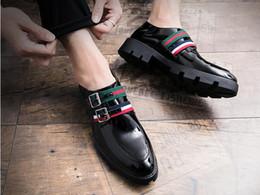 $enCountryForm.capitalKeyWord Australia - Italian Brand Formal Dress Men Shoes Luxury Genuine Leather Business Classic Office Wedding Party Mens Oxford Casual Slip-On Shoes W308