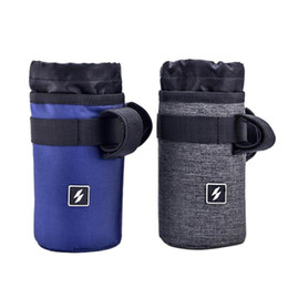 $enCountryForm.capitalKeyWord NZ - Nylon Warm Water Bottle Bag Pocket Waterproof MTB Bike Bags Cycling Insulated Cooler Pouch Bike forSport Bicycle Bag Accessories #361725