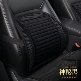 $enCountryForm.capitalKeyWord Australia - Kkysyelva Lumbar Support For Office Chair Truck Vehicle Car Auto Back Supports Waist Pillow Cushion For Car Back Massager SH190713