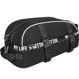 Pack Supplies Australia - Waterproof Cycling Bag Bicycle Shelf Utility Pocket Shoulder Bag Pack Riding Supplies 8L Basket Rack Trunk bike accessories