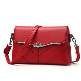 $enCountryForm.capitalKeyWord UK - Charm2019 Litchi Grain. Middle Age Bag Mom Concise Cool Time Oblique Satchel Single Shoulder Package