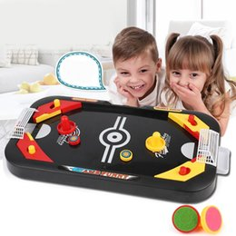 $enCountryForm.capitalKeyWord Australia - Fashion New Desktop 2 In 1 Football Game Mini Hockey Table Children Interactive Toy New Outdoor Toys