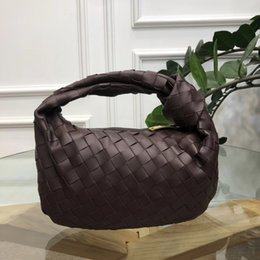genuine leather price NZ - 2020 t-show amazing quality wholesale price luxury designer crochet genuine leather shoulder bag soft handbag party clutch bags many color