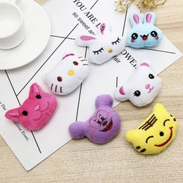 plush toy animal heads NZ - grabbing machine plush toy animal head cartoon Toy mini doll grabbing machine Doll Gift