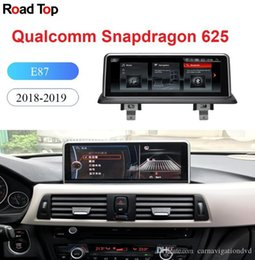 gps for bmw series NZ - 8 .8 Android 9 .0 Os Gps Navigation Display For Bmw Series 2 E87 Car 2018 -2019 Touch Screen Stereo Dash Multimedia Player
