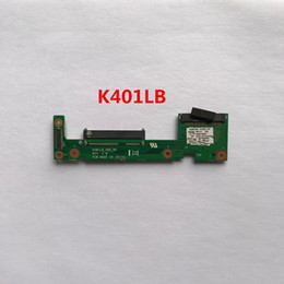 Wholesale For K401LB Notebook PC board power board power swith Pro audio USB K401UB K401LB HARD DRIVE HDD K401UB_HDD_BD