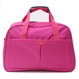 $enCountryForm.capitalKeyWord NZ - Hot Multi-function Travel Handbag Suit Bag Durable Men Leisure Trip Duffle Shoulder Bag Male Duffle Travel Bags Hand Luggage