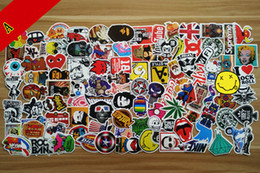 $enCountryForm.capitalKeyWord Australia - 100pcs lot JDM decal Sexy Cool Stickers for Graffiti Car Covers Skateboard Snowboard Motorcycle Bike Laptop Car Styling Accessories