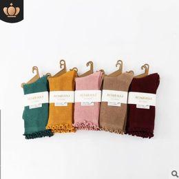 Высокое качество органический хлопок хлопок материалы Смешные носки женщины Женщины милые женские разработанный школьники женщины корейский стиль модные дамы