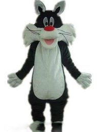 $enCountryForm.capitalKeyWord NZ - 2019 factory sale Ventilationa black cat mascot suit mascot costume for adult to wear