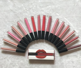 Matt Make Up Australia - 16 Colors Matt Lip Gloss Beauty Liquid lipstick Make up Waterproof Long Lasting Lipgloss