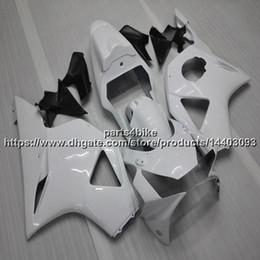 $enCountryForm.capitalKeyWord Australia - Gifts+Custom white motorcycle Fairing For Honda CBR954RR 2002-2003 CBR 954RR 98 99 ABS Body Kit motorcycle panels