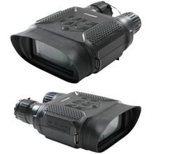Hd infrared telescope online shopping - Eew Eyebre Night Vision Binocular Telescope M X Infrared Hunting Optics Sight Binoculars with Digital HD Camera Video Recorder