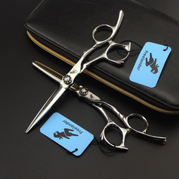 $enCountryForm.capitalKeyWord Australia - NUM-0004 6.0 Inch Hairdressing Scissors Barber Hair Cutting Shears Set Hairdresser Equipment Tool With High Quality