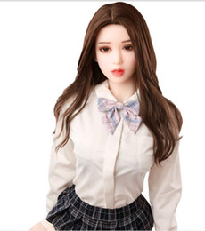 $enCountryForm.capitalKeyWord UK - Hot Sale Inflatable Silicone Sex Dolls 160cm Japanese Silicone Adult Love Doll Big Breast Vagina Real Pussy Sexy Product For Men