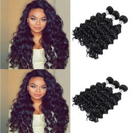 $enCountryForm.capitalKeyWord Australia - Big Curly Human Hair Extensions 100g Bundle Brazilian 100% Unprocessed Human Hair Bundles Natural Black Color 8-28 inches