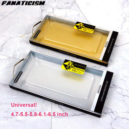 Wholesale Boxes Packaging Australia - Fanaticism Universal Phone Cases Package PVC Retail Packaging Box For iPhone XR XS Max 7 8 Samusng S10 S9 S8 Plus Note 9