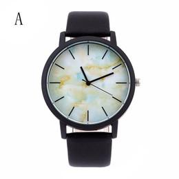 $enCountryForm.capitalKeyWord Australia - New Upgrade 5 Color Marble Cracked Dials Casual Quartz Watch Feminino Wristwatch Women Ladies Women Watches Women Clock