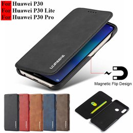 $enCountryForm.capitalKeyWord NZ - Huawei P30 Lite Case Flip Magnetic Phone Case For Funda Huawei P30 Pro Cases Leather Vintage Wallet Case On Huawei P30 Pro Cover