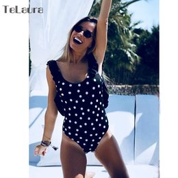 $enCountryForm.capitalKeyWord Australia - New Sexy One Piece Swimsuit Women Swimwear Push Up Bathing Ruffle Monokini Female Bodysuit Summer Beach Wear Swim Suit Q190524