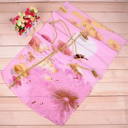 korean long scarves Australia - 160*50cm Tide Korean Style Popular Chiffon Birdie Birds Flower Printing Scarf Shawl Spring Autumn Women Ladies Long Scarves 3123