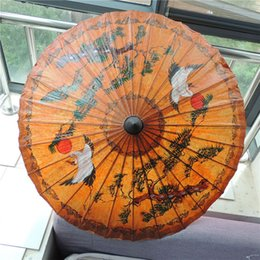 $enCountryForm.capitalKeyWord NZ - Thailand Oiled Paper Umbrella Photography Parasol Handmade Ancient Classic Dance Props Wedding Party Decoration
