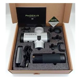 Wholesale Phoenix A2 Muscle Massage Gun Deep Tissue Massager Therapy Gun Exercising Muscle Pain Relief Body Shaping