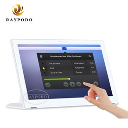 tablet hdmi 2gb Australia - Raypodo 17.3 inch L type Android tablet PC with capacitive touch RJ45 USB HDMI output interface