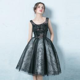 48223972dec Quinceanera dresses evening dress summer party elegant party birthday dress  female 2019 new fashion women s short prom dresses Somx36