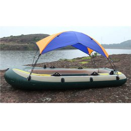 $enCountryForm.capitalKeyWord Australia - 2-person Inflatable Boat Sun Shelter Awning Top Cover Fishing Tent Sun Shade for Marine Canoe Kayak Boat Dinght Accessories