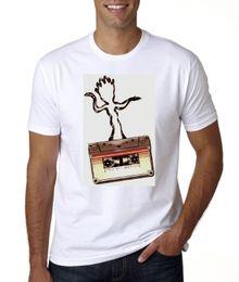 $enCountryForm.capitalKeyWord Australia - GUARDIANS OF THE GALAXY DANCING GROOT T-SHIRT Printed T-Shirt Men'S Short Sleeve O-Neck T-Shirts Stree Twear