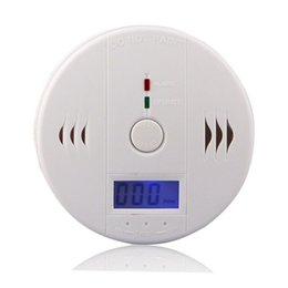 $enCountryForm.capitalKeyWord Australia - White CO Carbon Monoxide Smoke Sensor Gas Leak Warning Alarm High Sensitive LCD Detector