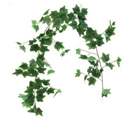 $enCountryForm.capitalKeyWord UK - 5Pcs 27.5Ft Artificial Ivy Leaf Garland Plants Vines with Leaves Hanging Greenery Fack Ivys Vines for Wedding Outside Party Home Decor