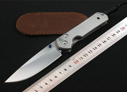 large camping knife Australia - NEW Chris Reeve Large Sebenza Inkosi 25 Idaho Made D2 Tactical Folding Knife Outdoor Camping Hunting Survival Pocket Utility EDC Collection