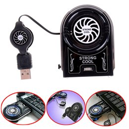 $enCountryForm.capitalKeyWord NZ - Mini USB Vacuum Laptop Cooler Air Extracting Exhaust Cooling Fan CPU Cooler For Notebook Computer Hardware PC Cooling