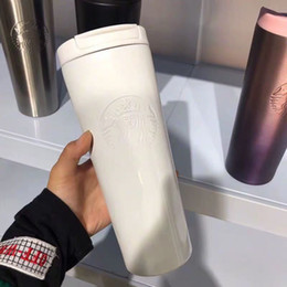 $enCountryForm.capitalKeyWord Australia - Coffee Tumbler Pink Purple Lavender Gradual Change Starbucks Cup Lovers Mug Heat Preservation Bardian Creative Popular portable 32ht p1