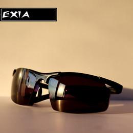 079bffb365 EXIA Sunglasses Men Prescription Spectacle with MR-8 1.61 UVA Lenses KD-114  Series