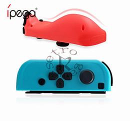 Blue Wireless Controller Australia - For -Con (L R) Wireless Bluetooth Game Controllers Red Blue Gamepad Joystick for Switch Console