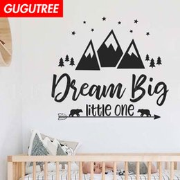 $enCountryForm.capitalKeyWord Australia - Decorate Home scenery letter cartoon art wall sticker decoration Decals mural painting Removable Decor Wallpaper G-1886