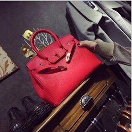 Cross Hand Bags Australia - Designer handbag 2019 new fashion classic lychee pattern platinum bag hand shoulder diagonal cross tide large capacity