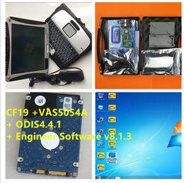 Engine Diagnostic Software NZ - vas5054a original full ship odis 4.4.1 + vas 5054a Engineer Software v8.1.3 all installed well in HDD for cf19 i5 diagnostic laptop