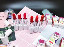 China ETUDE HOUSE Colorful Drawing Lipstick Cos3.4g 6 Colors Long Lasting Waterproof Matte Makeup Lipstick for Women Xmas Gift suppliers