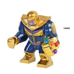 $enCountryForm.capitalKeyWord Australia - Cool Thanos Energy Stones Gloves Building Blocks Avengers 3 New Infinity War Iron Man Block Marvel Figures Kids Toys Gifts
